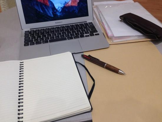 Macと文房具