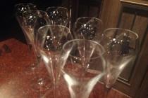 たくさんのグラス