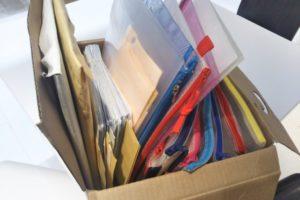 法人・個人事業主の領収書の保存方法!日付順やきれいに貼る必要はない